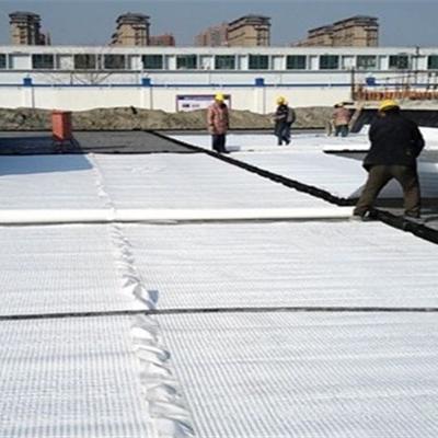 虹吸复合排水板施工案例